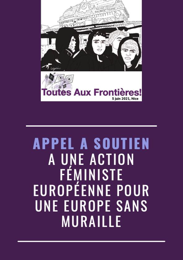 Toutes aux frontières – Action féministe internationale